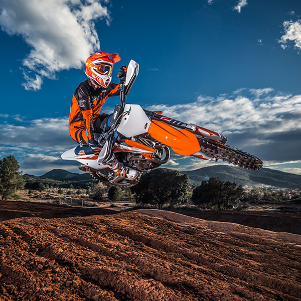 About KTM MX Experience
