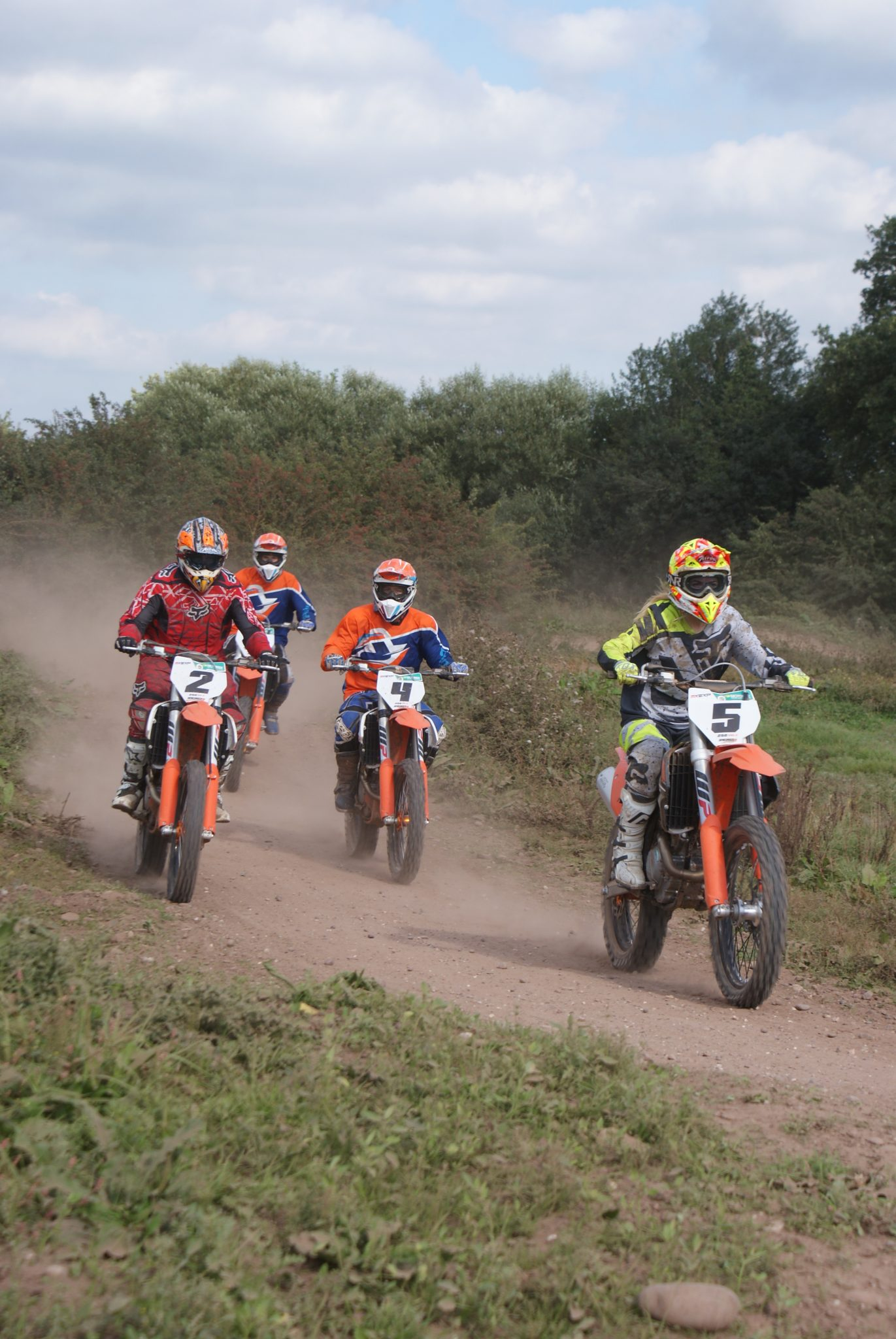 Motocross Experience Days Dirt Biking Trail Riding Ktm Motocross Experience