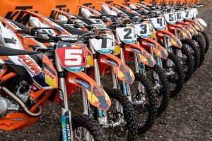 KTM Motocross Experience